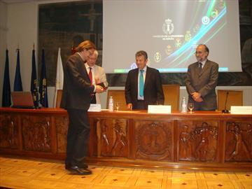 Entrega del Premio García-Diego
