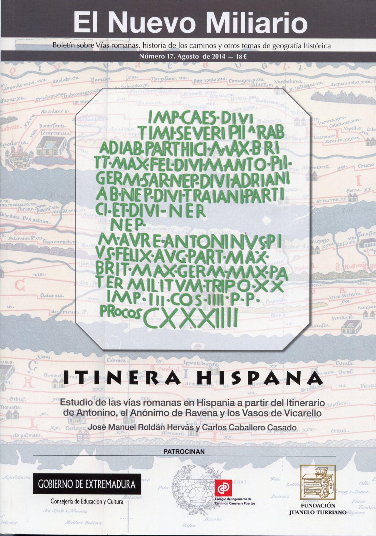 Nuevo Miliario. Monographic issue