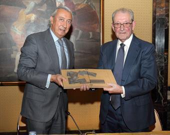 José Calavera Ruiz. Premio Nacional de Ingeniería Civil