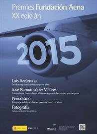 Premios Fundación Aena 2015. XX Edición