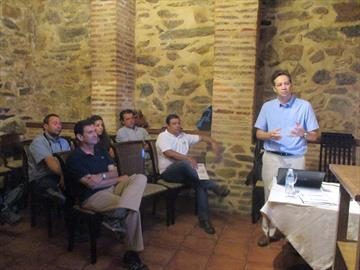 Symposium on civil engineering in Extremadura and historical hydraulic works in Guadalupe