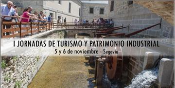 I Jornadas de Turismo y Patrimonio Industrial