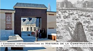 Ninth National and First International Spanish-American Congress on the History of Construction