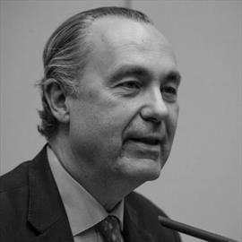 Luis Alberto de Cuenca. Presidente del Patronato de la Biblioteca Nacional