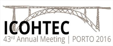 43rd ICOHTEC Congress. Technology, Innovation and Sustainability : historical and contemporary narratives