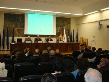 Premio Internacional García-Diego. Ceremonia de entrega