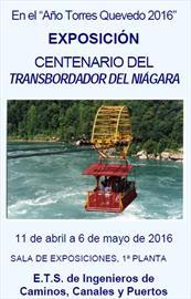 Centenario del transbordador del Niágara. Exposición