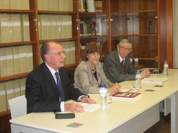 Comisión Asesora de la Fundación Juanelo Turriano. Nueva incorporación