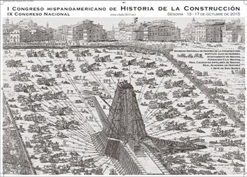 Ninth National and First International Spanish-American Congress on the History of Construction. Deadline extended
