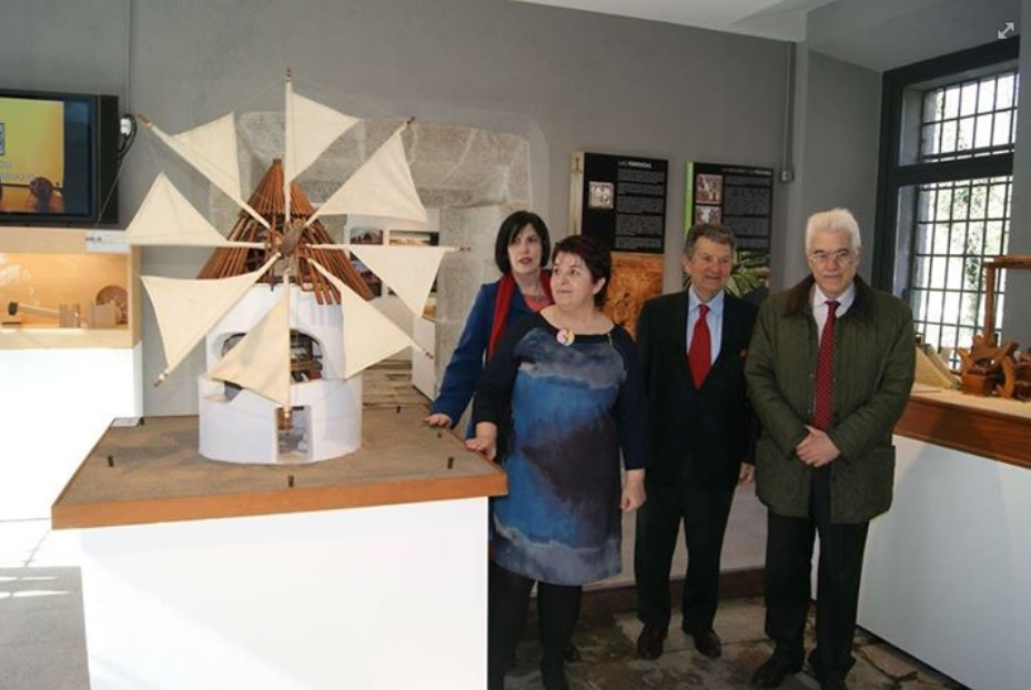 Ars Mechanicae. Exposición itinerante en la Real Casa de Moneda de Segovia