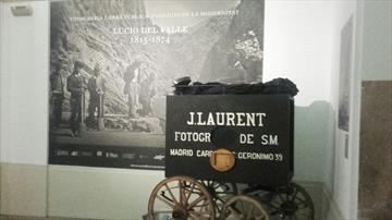 Fotografía y obra pública. Paisajes de la modernidad. Lucio del Valle. Exposición
