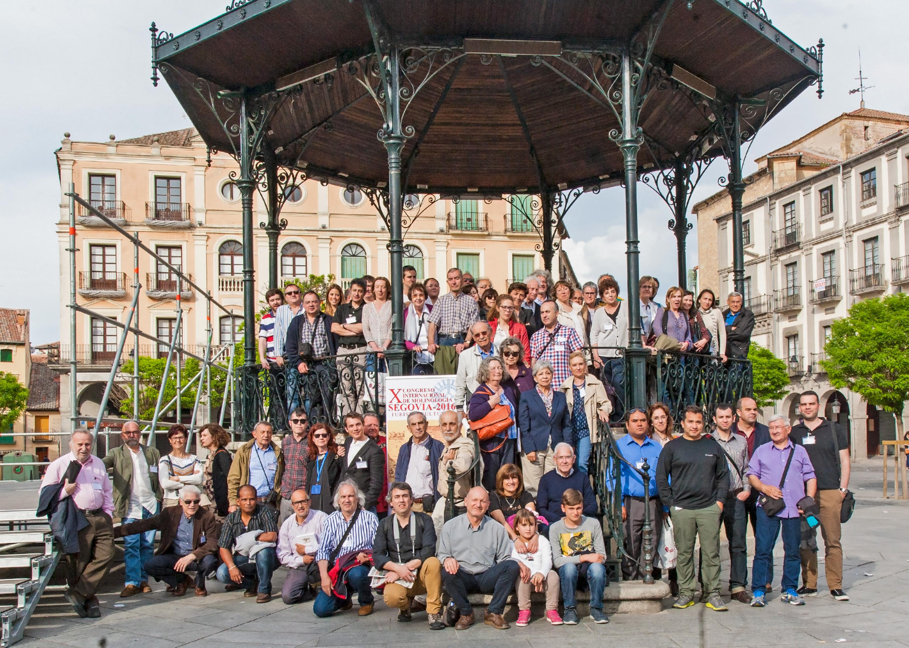 X Congreso Internacional de Molinología