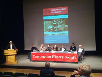 Construction History Society. III Congreso