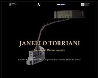 Janello Torriani, genio del Rinascimento. Exhibition