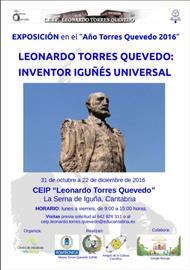 Año Torres Quevedo. Exposición