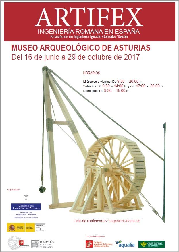 Artifex. Ingeniería romana en España