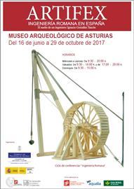 Artifex: Roman engineering, engineer Ignacio González Tascón's dream. Closing
