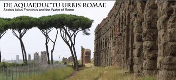 De Aquaeductu urbis Romae. Registration and papers