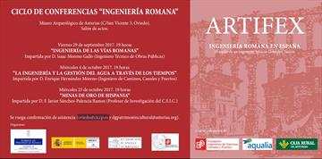 Conference series on Roman engineering. September-October