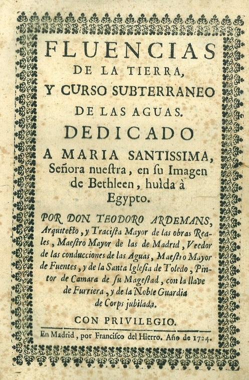 Fundación Juanelo Turriano Library. Recent acquisitions