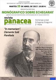 Tribute to José Echegaray Eizaguirre