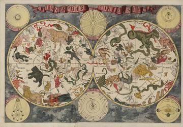 Cartografías de lo desconocido. Exposición