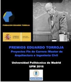 Entrega de Premios Eduardo Torroja