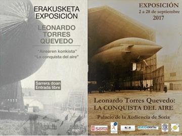 Leonardo Torres Quevedo. Exposiciones