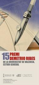 Premio Demetrio Ribes. Convocatoria