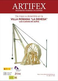 Artifex. Roman engineering in Spain. Opening