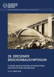 Dresdner brückenbausymposium. Ponencia