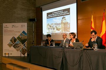 Mecenazgo y patrimonio cultural. Seminario