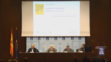 Mesa redonda Juanelo Turriano, ciencia y leyenda. Vídeo