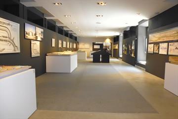 Obras hidráulicas de la Ilustración. Inauguración de la exposición