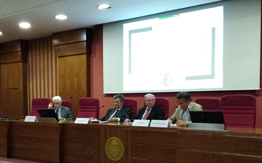 Premio Internacional García-Diego (IX edición). Ceremonia de entrega