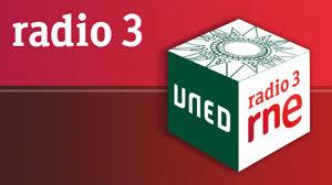 UNED Radio 3 interview with Bernardo Revuelta Pol