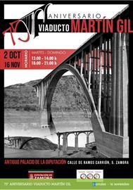 75 aniversario del viaducto Martín Gil