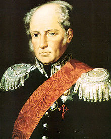 Agustín de Betancourt, Spanish engineer in the czarist court
