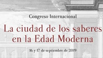 International congress The Middle Age City of Knowledge