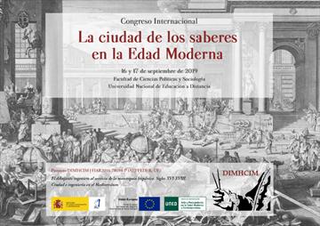 Congreso Internacional La ciudad de los saberes en la Edad Moderna. Video