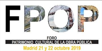 Forum Public Works as Cultural Heritage: Characterisation, Conservation and Rehabilitation
