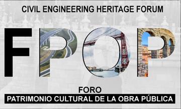 I Foro del patrimonio cultural de la obra pública