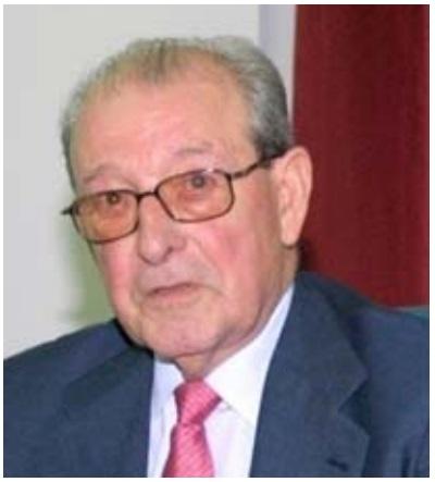 José Calavera Ruiz. Patronato de la Fundación Juanelo Turriano