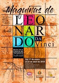 Máquinas de Leonardo da Vinci. Exposición