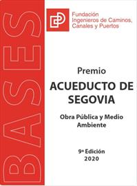 Segovia Aqueduct Prize, public works and the environment