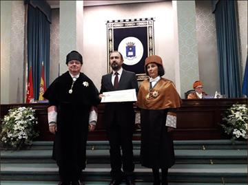 Madrid Technical University Prize for Outstanding Doctoral Thesis