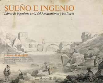 Dreams and ingenuity, civil engineering books from the Renaissance to the Enlightenment