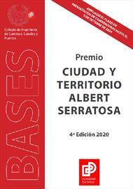 Premio Ciudad y Territorio Albert Serratosa