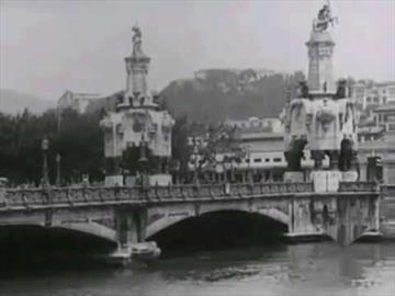 Los puentes de San Sebastián (1870-Hoy) [Bridges in San Sebastián (1870 to date)]. Lecture