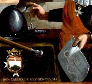 Carlos de Grunenbergh. Un ingeniero alemán al servicio de Felipe IV y Carlos II. Premio Extraordinario de Doctorado